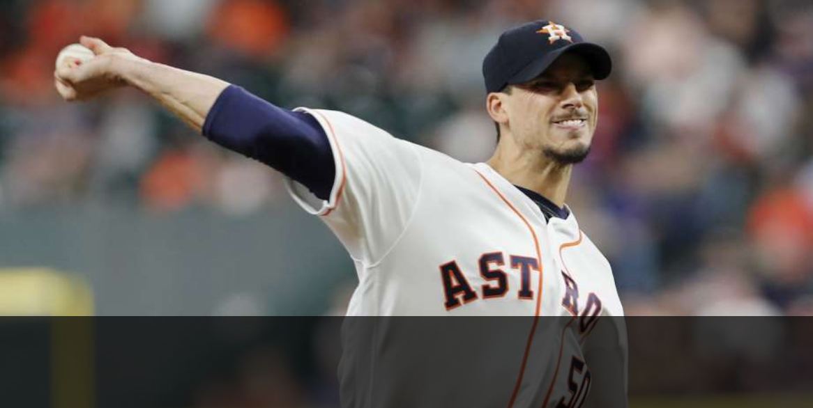 Alan Truex: Charlie Morton is their unsung hero as the Astros head to the ALCS